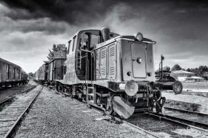 Diesel-train