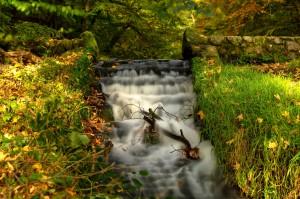 Little-waterfall